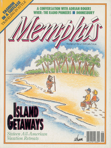 June 1985, Memphis magazine