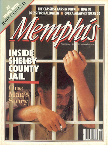 October 1985, Memphis magazine