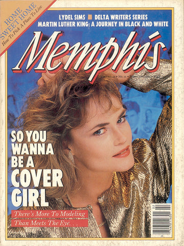 February 1986, Memphis magazine