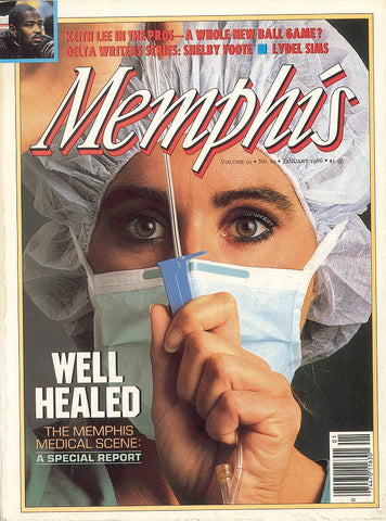 January 1986, Memphis magazine