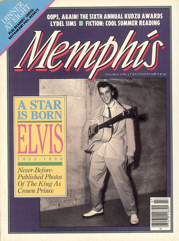 August 1986, Memphis magazine