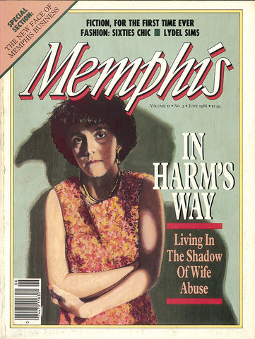June 1986, Memphis magazine