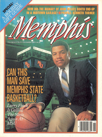 November 1986, Memphis magazine
