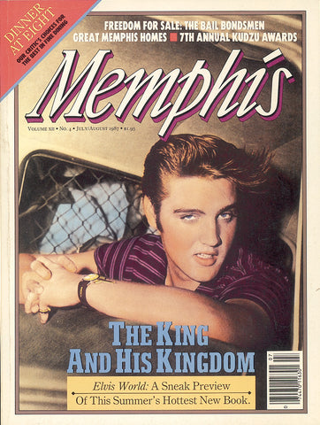 July 1987, Memphis magazine