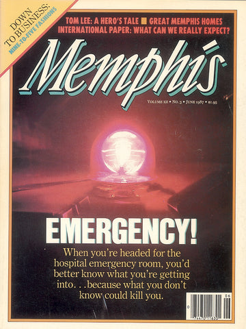 June 1987, Memphis magazine