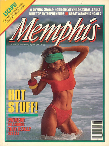 June 1988, Memphis magazine
