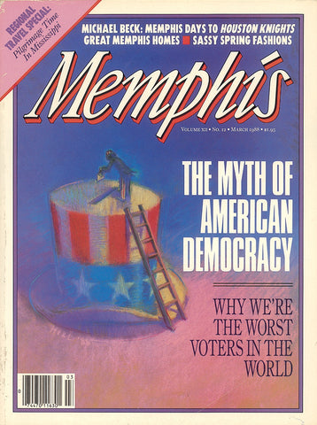 March 1988, Memphis magazine