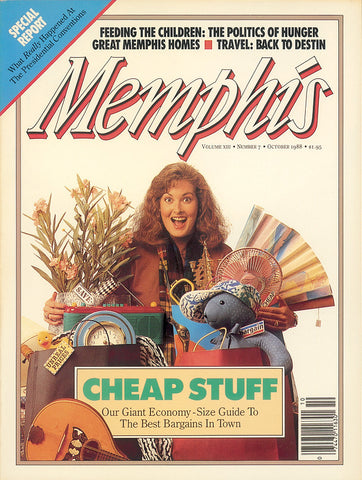 October 1988, Memphis magazine