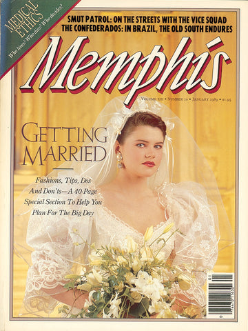 January 1989, Memphis magazine