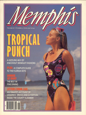 June 1989, Memphis magazine