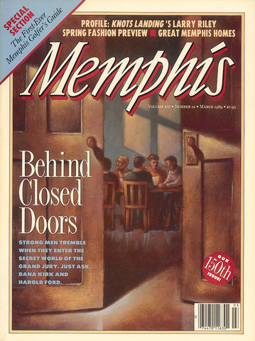 March 1989, Memphis magazine