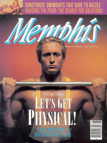 June 1990, Memphis magazine