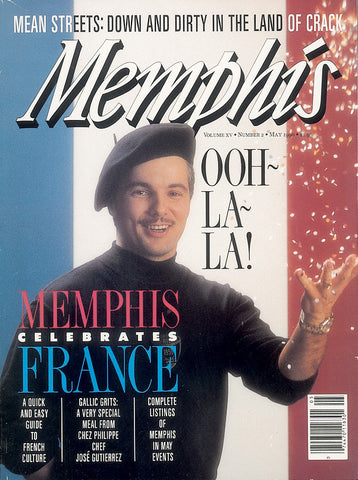 May 1990, Memphis magazine