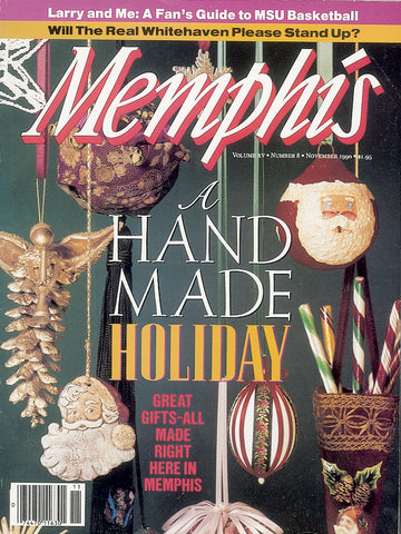 October 1990, Memphis magazine