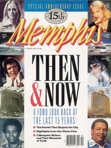 April 1991, Memphis magazine