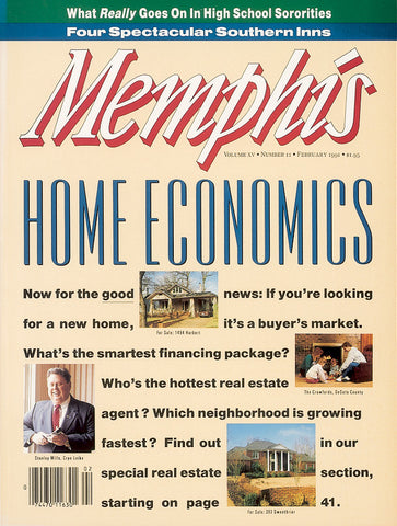 February 1991, Memphis magazine