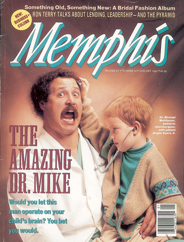 January 1991, Memphis magazine