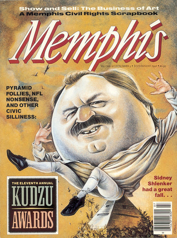 July/August 1991, Memphis magazine