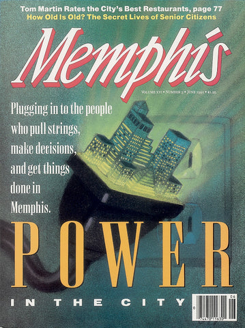 June 1991, Memphis magazine