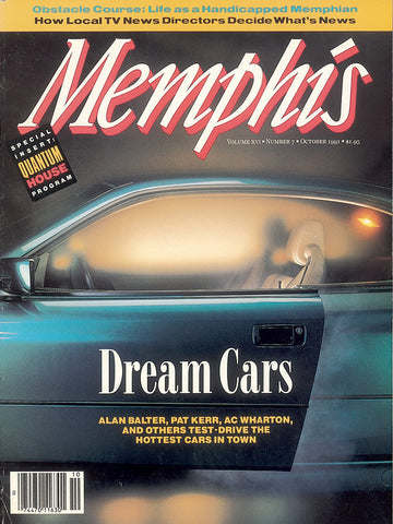 October 1991, Memphis magazine