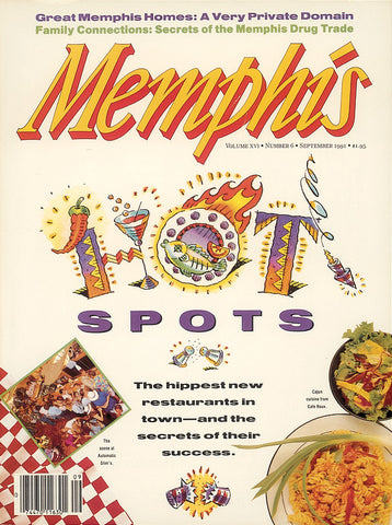 September 1991, Memphis magazine