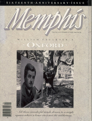 April 1992, Memphis magazine