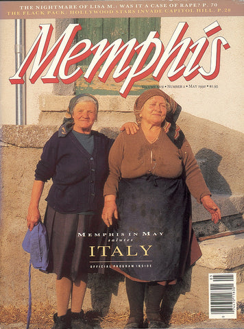 May 1992, Memphis magazine