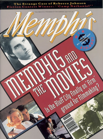 November 1992, Memphis magazine