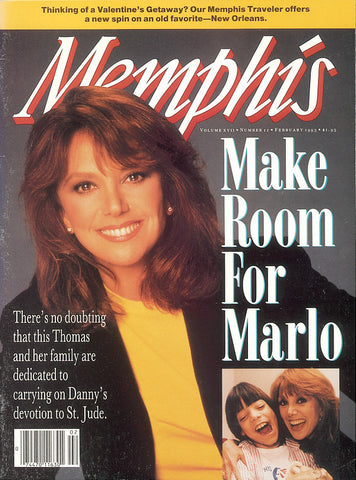 February 1993, Memphis magazine