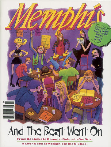 January 1993, Memphis magazine