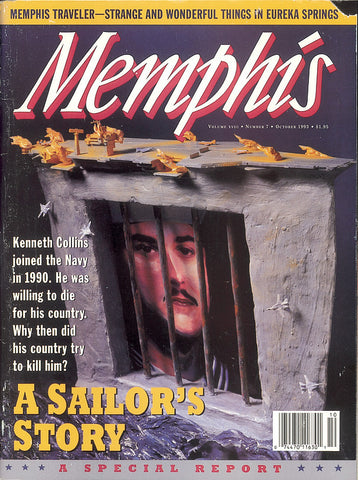 October 1993, Memphis magazine