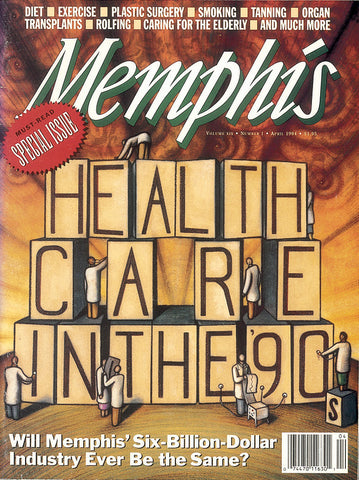April 1994, Memphis magazine