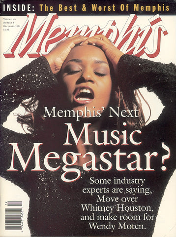 December 1994, Memphis magazine