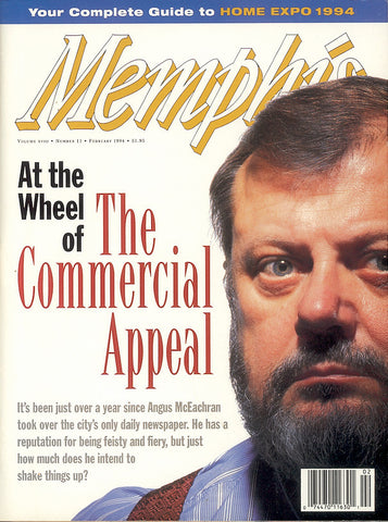 February 1994, Memphis magazine