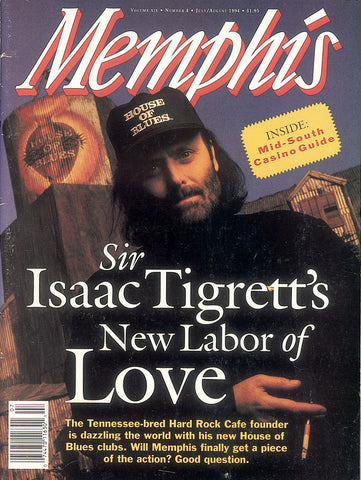 July/August 1994, Memphis magazine