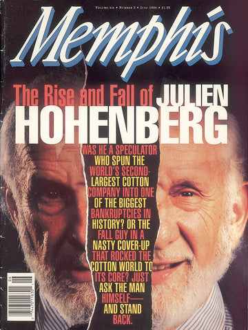 June 1994, Memphis magazine