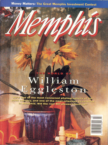 March 1994, Memphis magazine