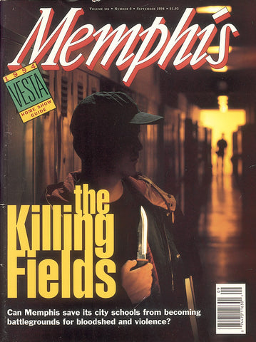 September 1994, Memphis magazine