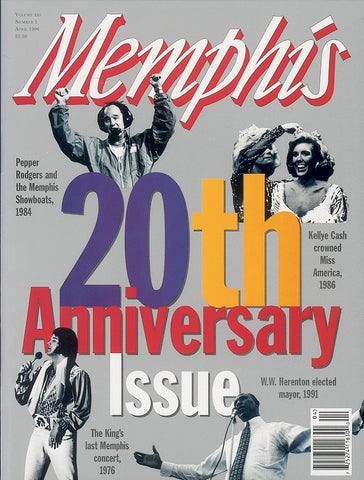 April 1996, Memphis magazine