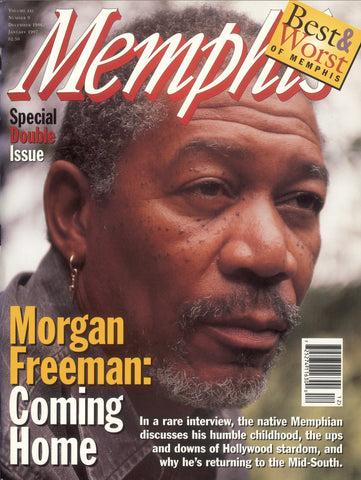 January 1997, Memphis magazine