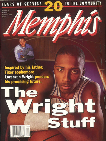 February 1996, Memphis magazine