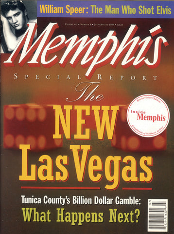 July/August 1996, Memphis magazine