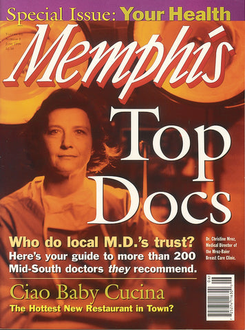 June 1996, Memphis magazine