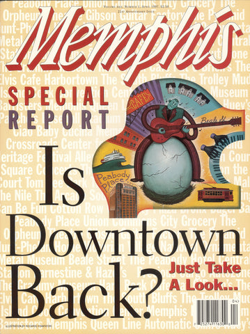 April 1997, Memphis magazine