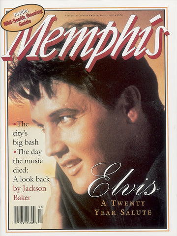 August 1997, Memphis magazine