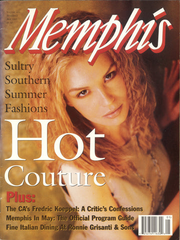 May 1997, Memphis magazine