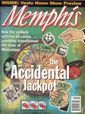 September 1997, Memphis magazine
