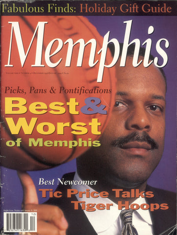 December 1998, Memphis magazine