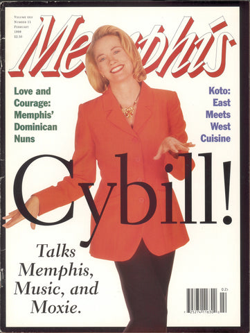 February 1998, Memphis magazine