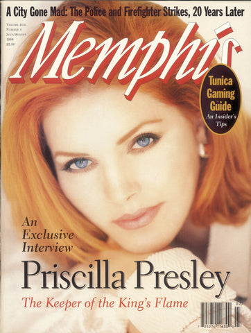 July 1998, Memphis magazine